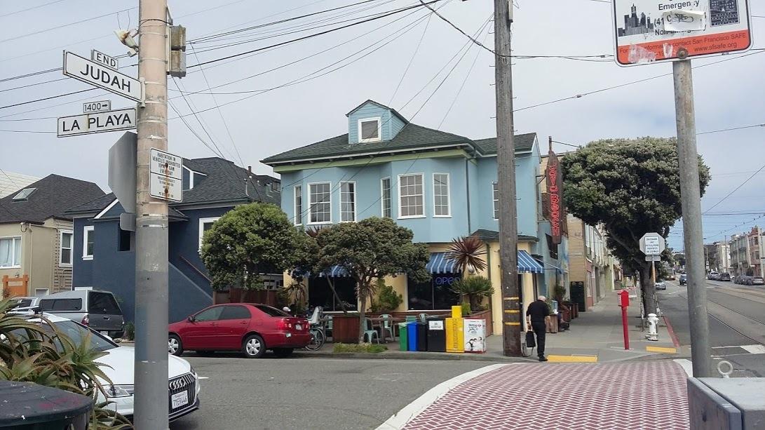 judah street SF