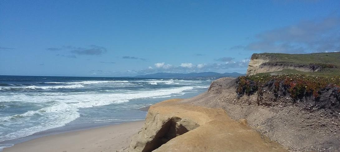 pomonio beach