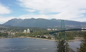 stanley park view