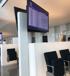 embassy screens