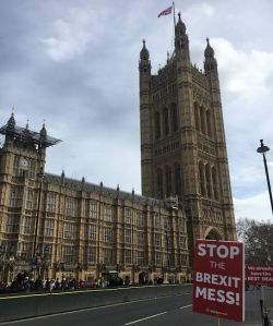 houses of parliament brexit